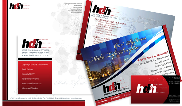 Some of our graphic designs