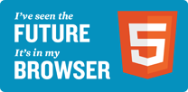 HTML5 - I've seen the future, It's in my browser