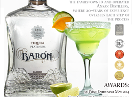 Baron Tequila Flyer