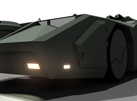 Armored Personnel Carrier Sendond Take